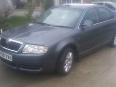 Skoda Superb 2l tdi 2008